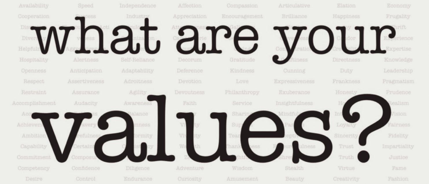 Het belang van een waarden-gedreven aanpak