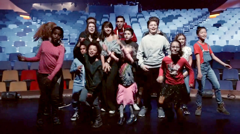 Our Global Goal: Jeugdtheater Hofplein