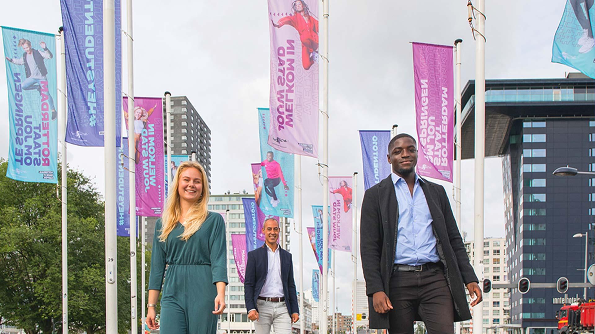 Rotterdam staat om jou te springen
